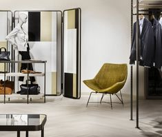 the swiss fashion house reopened their flagship where matteo thun has given the five-storey interiors a breath of contemporary fresh air, all the while housed in a grade II listed building.