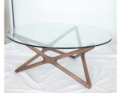 Triple X Coffee Table 399 blueprint