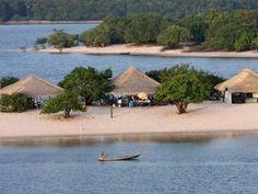 Com águas cristalinas, Alter do Chão, no Pará, é o Caribe da Amazônia