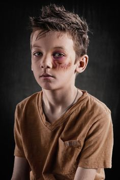 Weapons of Choice - photographer shows how words/verbal abuse hurts those who are labeled. Some of these just made me cry.