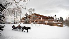Stein Eriksen Lodge, Park City, Utah