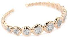 "Phillips Frankel ""Affair"" Disc Rose Gold and Diamond Bangle Phillips Frankel,   Price:$6,455.00  http://www.amazon.com/dp/B005ITTEAU/ref=cm_sw_r_pi_dp_ZFE7qb1V23PN2"