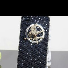 Mocking jay pin case
