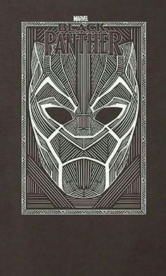 Black Panther #blackpanther #marvel #movies #fanart