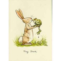Available at Sugar Doll. Anita Jeram's cards are sweet without being cloying.