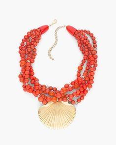 Gianna Multi-Strand Necklace