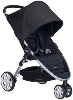 Britax B-Agile 3 Stroller - Black