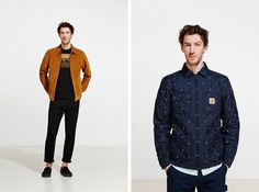 Men s Outerwear Buying Guide  This outerwear buying guide outlines your  all-weather options. Men s winter coats are usually longer and offer  protection from ... 7aab69bae