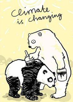 ¿Cuál es tu actitud frente al desafío del cambio climático?