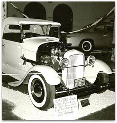 Old Hot Rods, Show Photos, Car Show, Custom Cars, Antique Cars, Ford, Model, Vintage Cars, Car Tuning