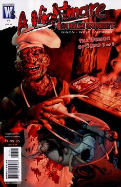 Horror film/comic crossovers – article