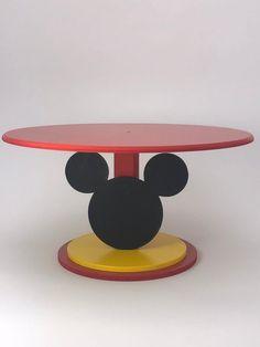 Pastel Mickey Mouse Niño, Mickey Mouse Smash Cakes, Mickey Mouse Clubhouse Cake, Mickey Cakes, Mickey Mouse Clubhouse Birthday, Mickey Mouse Parties, Minnie Birthday, Minnie Cake, Mickey Minnie Mouse