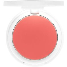 TOPSHOP 5 Years of Beauty – Cream Blush in Head Over Heels ($14) ❤ liked on Polyvore featuring beauty products, makeup, cheek makeup, blush, topshop, beauty, bright coral, creme blush, powder blush and cream blush