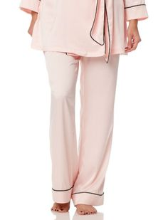 A Pea in the Pod: Shirring Detail Maternity Sleep Pant $49.99