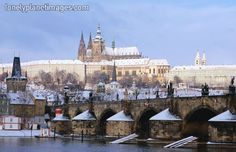 Prague in the Snow!