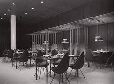 Arne Jacobsen - SAS Royal Hotel - Copenhagen - 1960