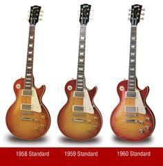 Gibson Custom Shop Les Pauls