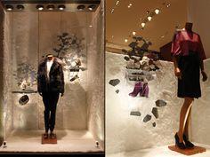 Hermès window display Winter 2013 2014 by Design Systems Ltd, China window display