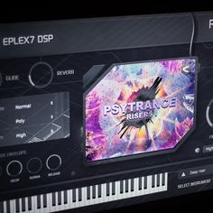 Psytrance Risers 1 plugin instrument with twisted psychedelic uplifters, positive fullon riser effects, forest darkpsy, psycore risers Psy Music, Special Effects, Electronic Music, Trance, Plugs, Instruments, Mac, Collection, Tools