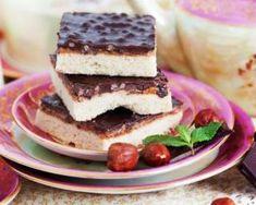 Barre chocolat-caramel façon shortbread à moins de 300 calories : http://www.fourchette-et-bikini.fr/recettes/recettes-minceur/barre-chocolat-caramel-facon-shortbread-moins-de-300-calories.html