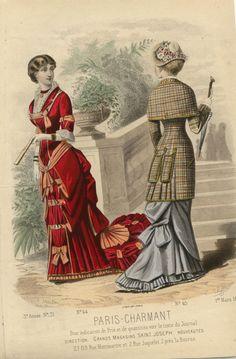 PARIS CHARMANT ... dated March 1880