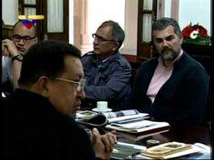 VIDEO COMPLETO: Chávez regaña a sus ministros por tema de las comunas y ...
