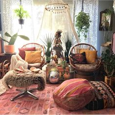"4,086 Likes, 11 Comments - Bohemian Decor (@bohemiandecor) on Instagram: ""Photo via @theloungeista #bohemiandecor"""