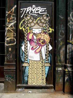 Koralie Street Art
