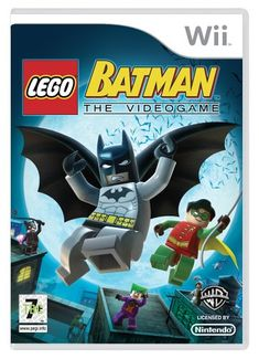 #PopularKidsToys Just Added In New Toys In Store!Read The Full Description & Reviews Here - LEGO Batman: The Videogame (Wii) - LEGO Batman brings the one-and-only Caped Crusader to life in a completely original storyline.    Frequently Bought Together       +      +      +        Price for all: £54.42        This item: LEGO Batman: The Videogame (Wii) £12.72    LEGO Pirates of the Caribbean (Wii) £7.50    LEGO Batman 2: DC Super Heroes (Wii) £12.70