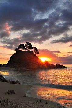 Natura de Caps de Setmana: Amanecer en cala Cap Roig II