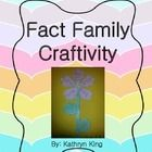 This is a great craftivity for your students to do whole group or independently during math centers. Allow students to practice fact families and c...