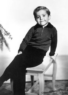 Scotty Beckett began his movie career as Spanky McFarland's sidekick in the Our Gang Comedies, wearing a baseball cap turned sideways and a baggy sweater. He went on to work with such movie greats as Errol Flynn, Fredric March, Greta Garbo and Spencer Tracy and was one of the most popular child stars of his day.