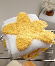 Starfish Scrubby: FREE crochet pattern