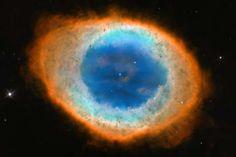 Ring Nebula - ESA/NASA
