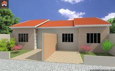 Casa - 3 Quartos - 84.2m² - Monte Sua Casa