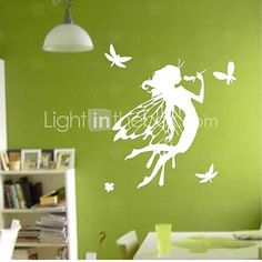 $20 Angel Decorative Wall Sticker(0565-1105096)