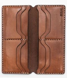 Classic Long Wallet - Bexar Goods Co :: Texas Makers of Durable Goods0SR
