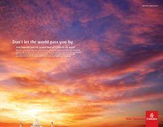 Emirates Airlines #advertising #ads #design #emirates #airline