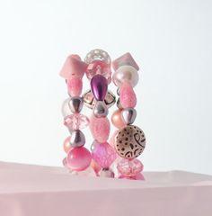 bracelet pretty in pink