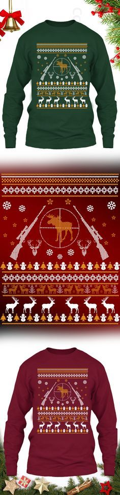 Hunting Gift For Dad Christmas for Hunting Husband Gun Bullet ...