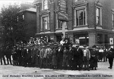 Lord Wolseley, 76 Upper Brockley Road, SE4 - c 1920