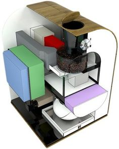The rotatable Cubo stove is designed for those who want an efficient, contemporary stove with a decent power output and the latest technology. Cubo comes Read Vintage Refrigerator, All Refrigerator, Retro Fridge, Stove Heater, Pellet Stove, Retro Appliances, Cooking Stove, Cooking Pork, Range Cooker