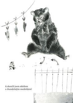 "Samuel Marshak  ""Where did the sparrow eat?"" Exam Illustration 2017"
