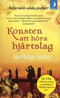 Jan-Philipp Sendkers bok Konsten att höra hjärtslag