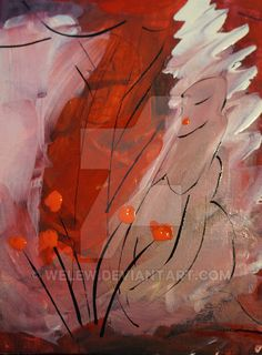 Rose Picker by WeLew.deviantart.com on @DeviantArt
