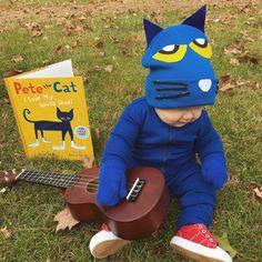 Kids Bat Costume, Pete The Cat Costume, Best Halloween Costumes Ever, Halloween Goodies, Cat Costumes, Halloween Cat, Costume Ideas, Halloween 2020, Easy Diys For Kids