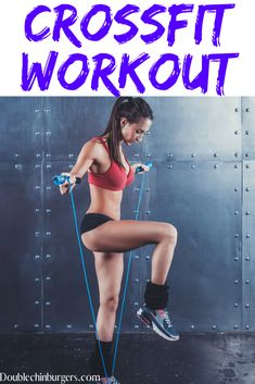 Fat Burning Crossfit Workout At Home CrossFit Workouts for Beginners Crossfit At Home, Cardio Workout At Home, Insanity Workout, At Home Workouts, Workout Fitness, Crossfit Workouts For Beginners, Fun Workouts, Body Fitness, Fitness Tips