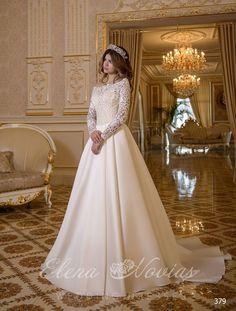 Elena Novias 2018 Fall Bridal Collection   The FashionBrides