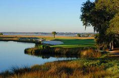 Harbour Town Golf Links Golf Holidays & Golf Resort, Great Deals, Book Now From - Hilton Head Public Golf Courses, Best Golf Courses, Golf Photography, Landscape Photography, Coeur D Alene Resort, Golf Holidays, Harbor Town, Golf Course Reviews, Hilton Head Island