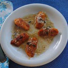 Butternut Mascarpone Gnocchi Allrecipes.com
